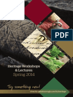 Heritage Workshops