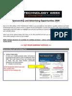 GITEX 09 Sponsorship Package - 2 Sep PDF