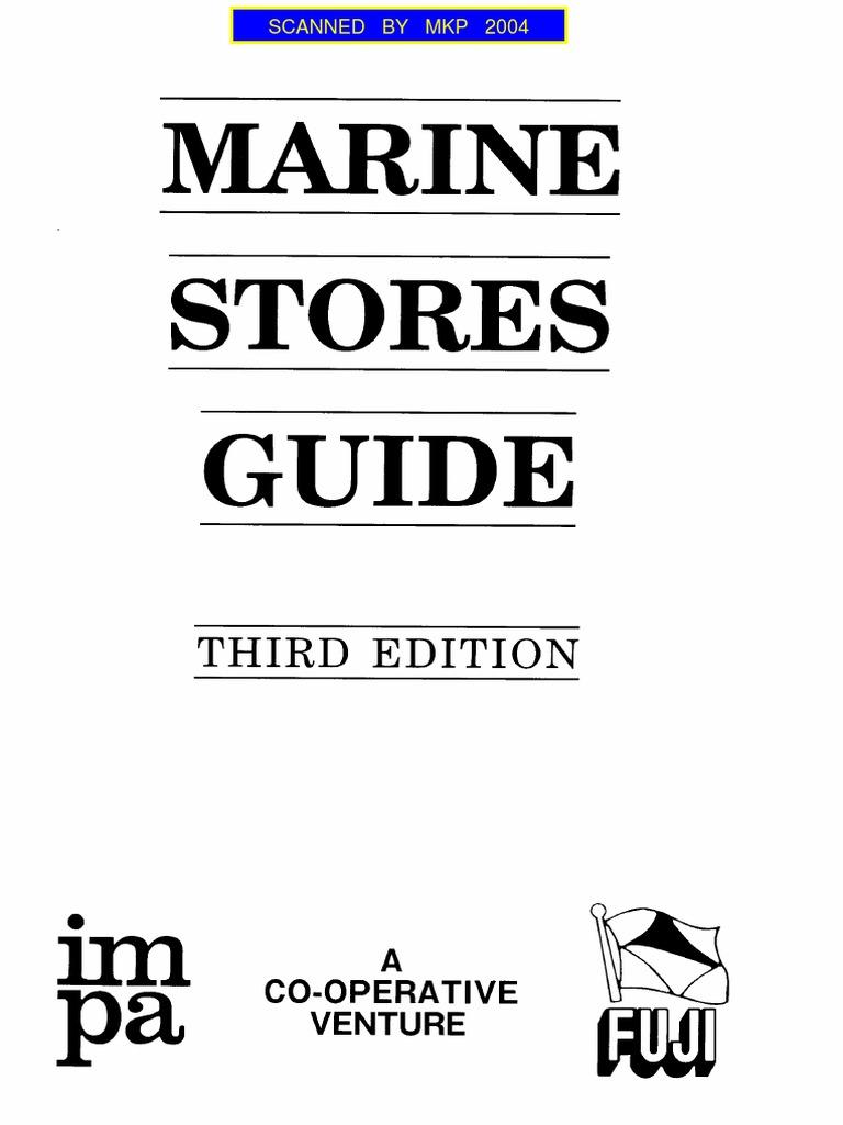 impa marine stores guide 3rd ed rh scribd com 1st BN 4th Marines impa marine stores guide 4th edition free download