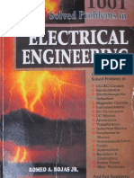 1001 Solved Electrical Engineering Problems