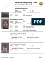 Peoria County booking sheet 01/13/14