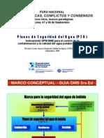 Gestión del agua en Colombia - Ricardo Torres
