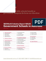 N8426 Government Schools in Australia Industry Report