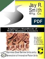 water hammer arrestor (handbook jr smith).pdf