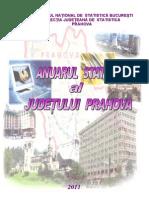ANUARUL Judetului PRAHOVA Editia 2011