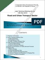 Transportation (Roads) Nairobi County