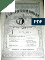 Teodor M Popescu - Foție spintecătorul (BOR 5, 1932)