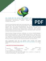 Cara Install IDM Full Version Tanpa Registrasi