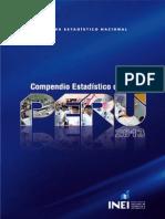 Perú - Compendio estadístico 2013