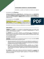 CONTRATO  DE  PRESTACIÓN DE SERVICIOS  DE  VIGILANCIA PRIVADA
