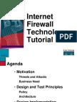 Cisco - Internet Firewall Technology Tutorial