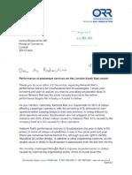 Richard Price Letter