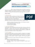 Elaboracion Trabajos Informes