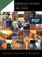 75956094 German Rubiano Arte de America Latina 1981 2000