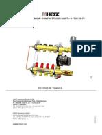 Herz Compactfloor Light Sistem Racord Incalzilre Pardoseala