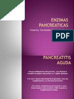 ENZIMAS PANCREATICAS