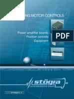 Stogra Stepper Motor Controls