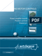 Stogra Stepper Motor Controls