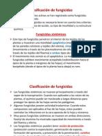 7. Clasificación fungicidas