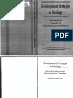 Development Strategies as Ideology