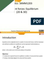 Mechanics-Static 5 Particle3D