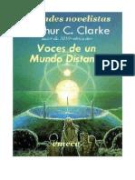 [C.L] Arthur C. Clarke - Voces de Un Mundo Distante