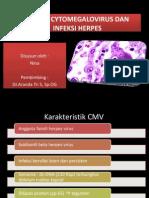 Infeksi Cytomegalovirus