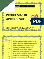 Problemas de Aprendizaje(NO)