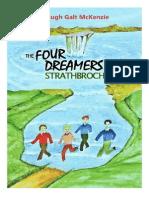 The Four Dreamers of Strathbrochan by Hugh Galt McKenzie