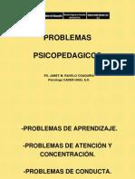 (2)Dificultades Del Aprendizaje