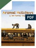 Animal Holidays by Ian Murray Tough