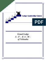 Lodge Leadership