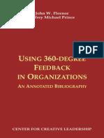 Using 360 Feedback