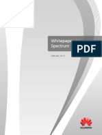 White Paper on Spectrum (1)