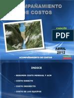 Presentación Costos Abril 2012