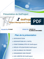 Presentation DotProject