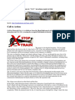 110407 Call Stop That Train Pizzarotti