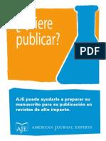 Servicios AJE 2013