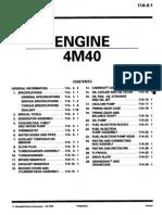 catalogo pajero - manual do motor 4m40.pdf