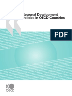 Regional Development Policies in OECD Countries