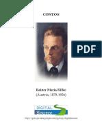 Rainer Maria Rilke - Contos