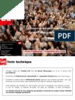 Observatoire de l'opinion - Popularité de l'exécutif - Janvier 2014