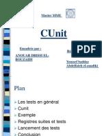 CUnit-présentation