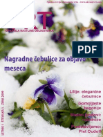 Vrt-zima 2009