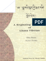 03 a Beginning Textbook of Lhasa Tibetan