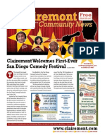 Clairemont Community News - January 2014 Issue