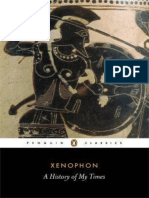 A History of My Times (Classics - Xenophon