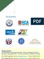 """Hội thảo """"Phát triển nguồn nhân lực CNTT đạt chuẩn Quốc tế - Cơ hội và Thách thức"""""""
