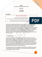 Towards a Lexical Framework for CLIL