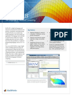 Matlab. Folleto